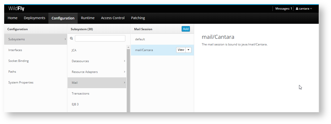 How To Complete a Single Instance Cantara Installation on